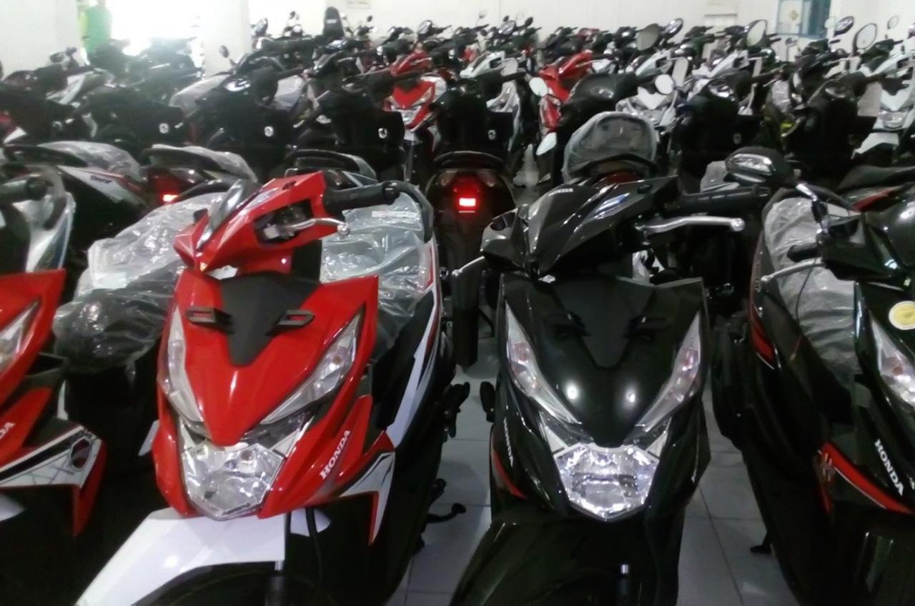 Kredit Motor Honda Dengan Cicilan Bunga Ringan