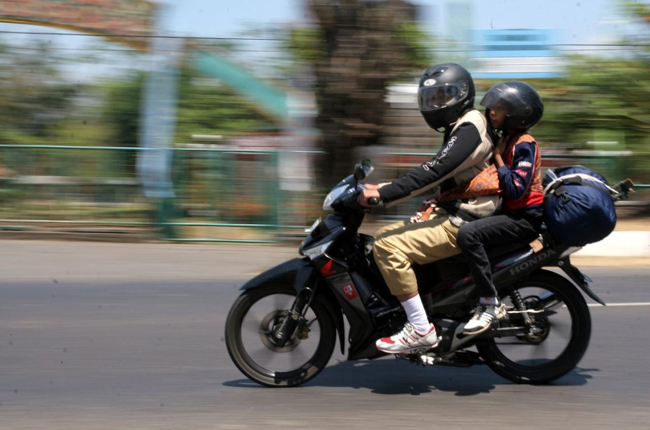 Mudik Aman Dan Nyaman Dengan Motor