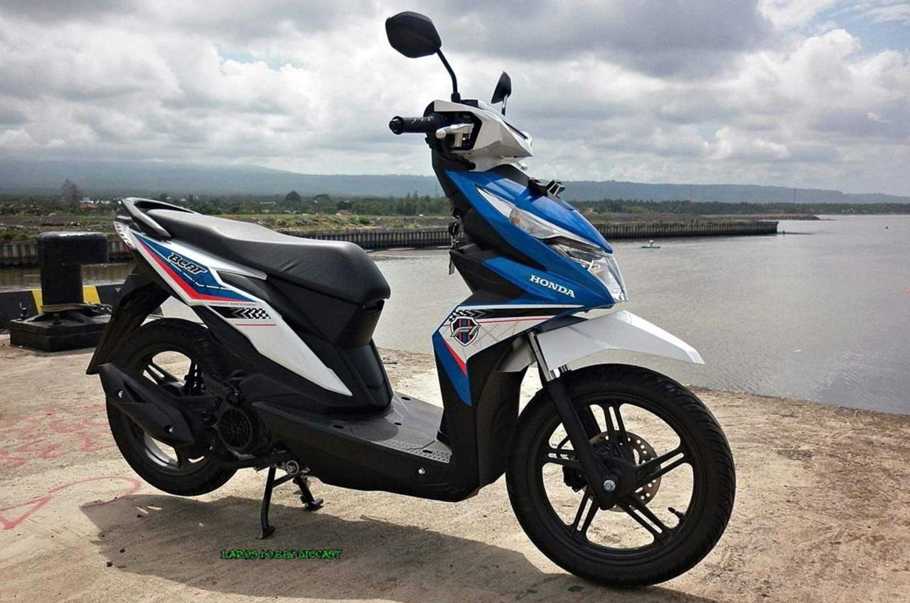 Motor Honda Beat, Si Kecil Yang Tangguh Dan Irit Bahan Bakar