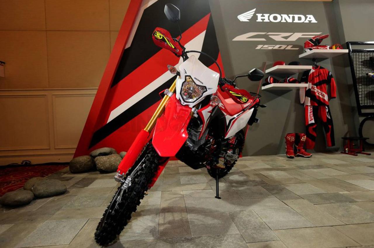Motor Trail Honda Untuk Dukung Hobi Olahragamu