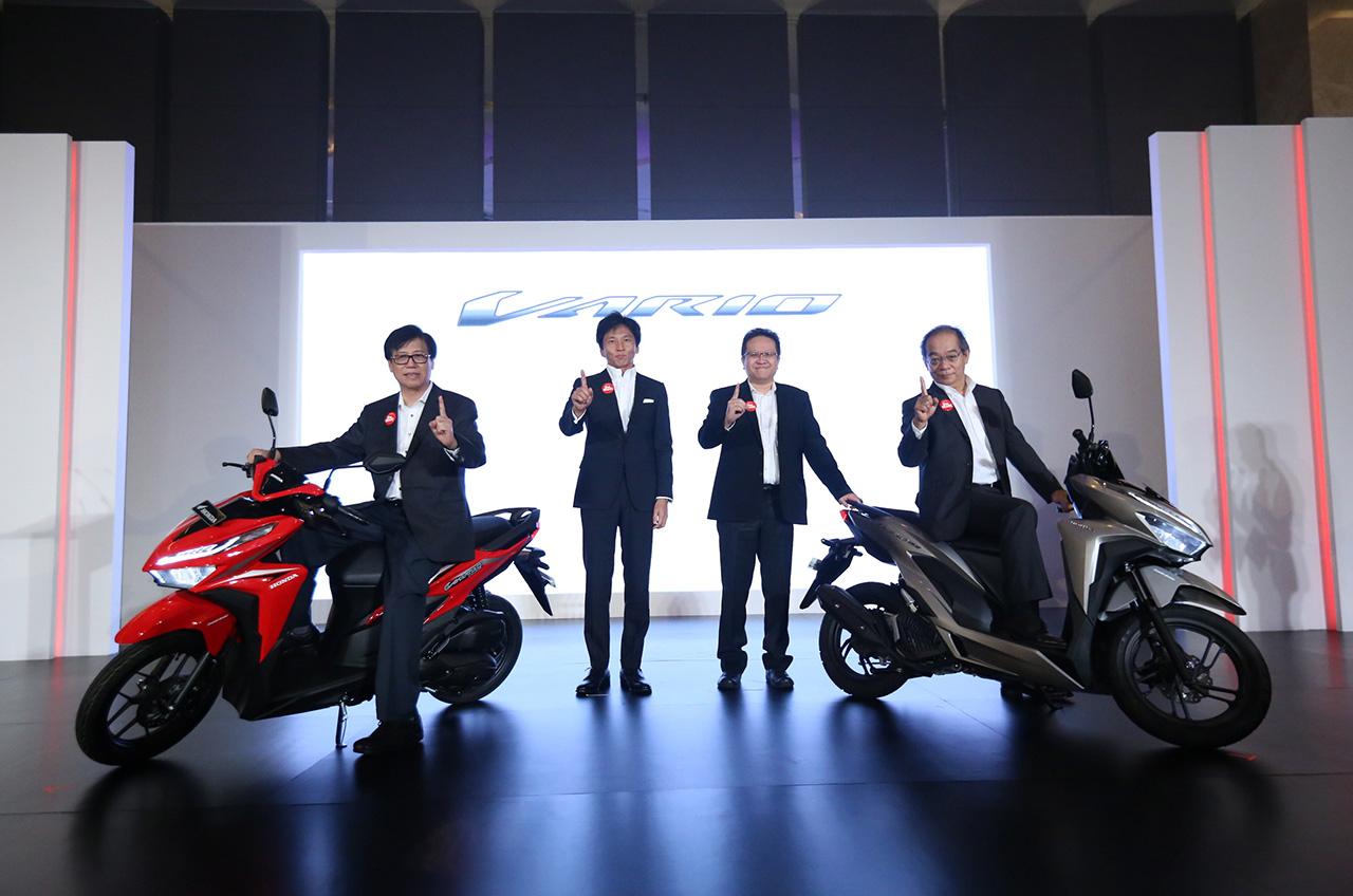 All New Honda Vario Terbaru Dengan Harga Kompetitif