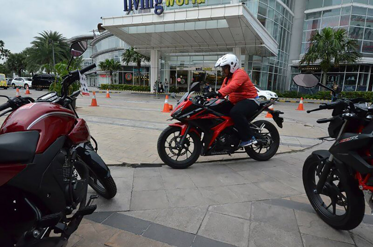 Honda Sport Motoshow 2018 Ajang Unjuk Diri Tipe Sport Honda