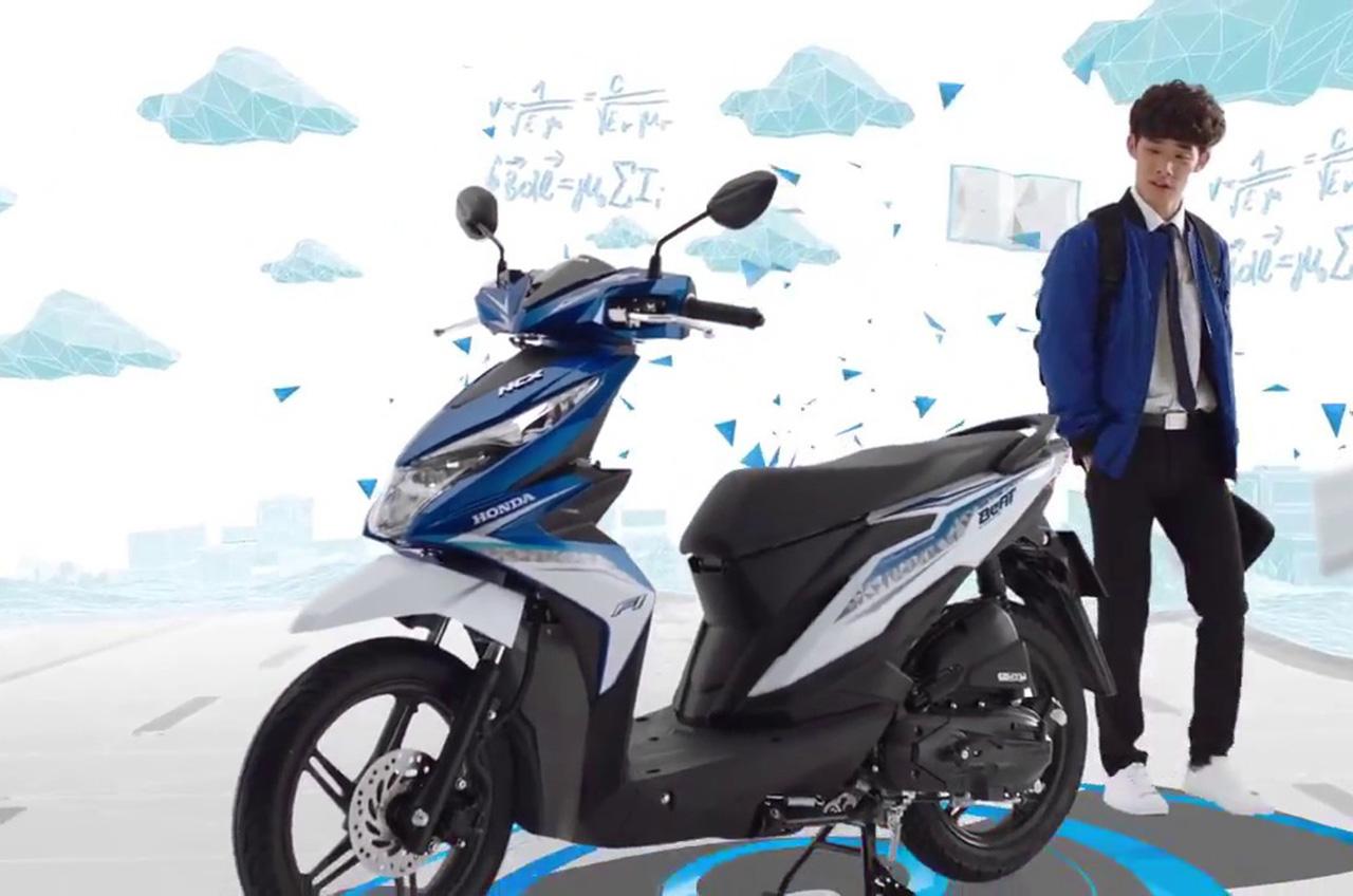 Honda Beat, Spesifikasi Mumpuni Yang Irit Bahan Bakar
