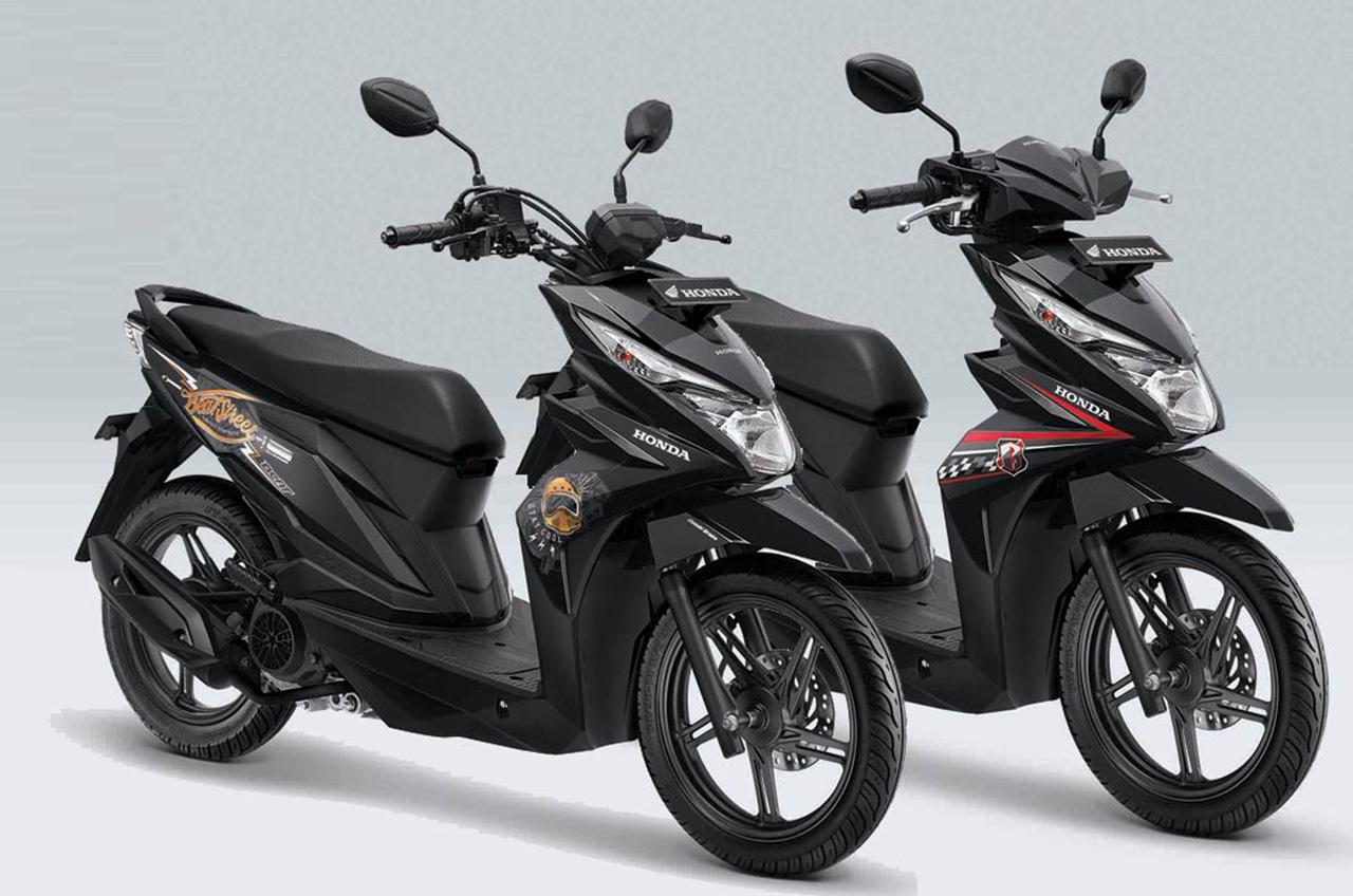 Harga Motor Honda Tahun 2018