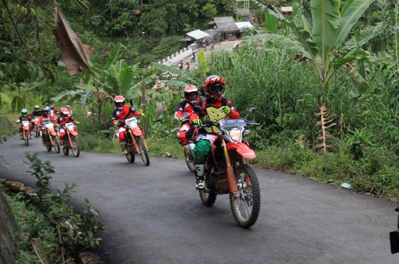Honda Fun Off Road Touring - Wahana Tantang Konsumen Jelajahi Jalur Off Road