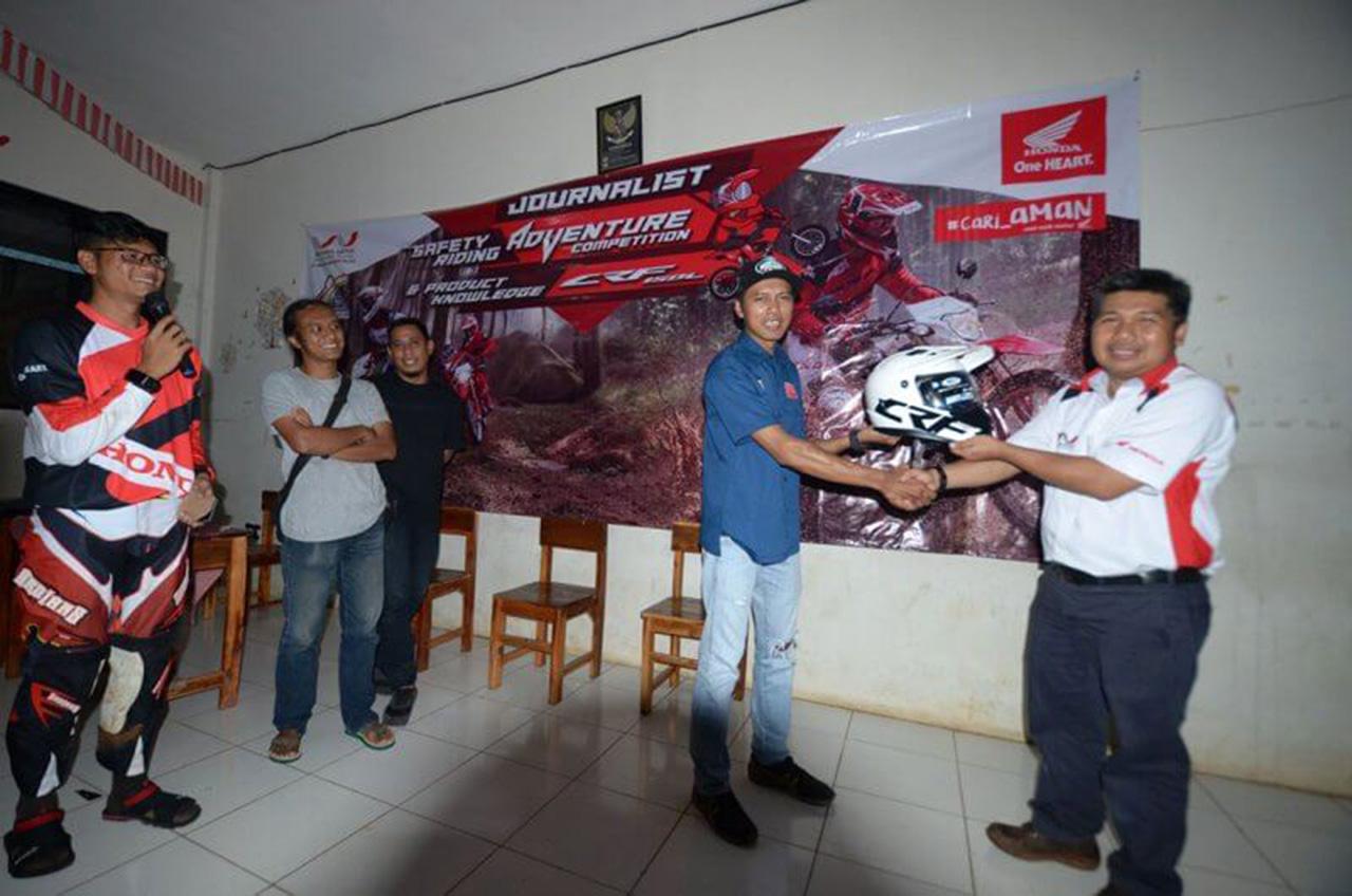 Sambil Offroad, Wahana Ajak Media Lihat Beragam Kegiatan SMK Binaan