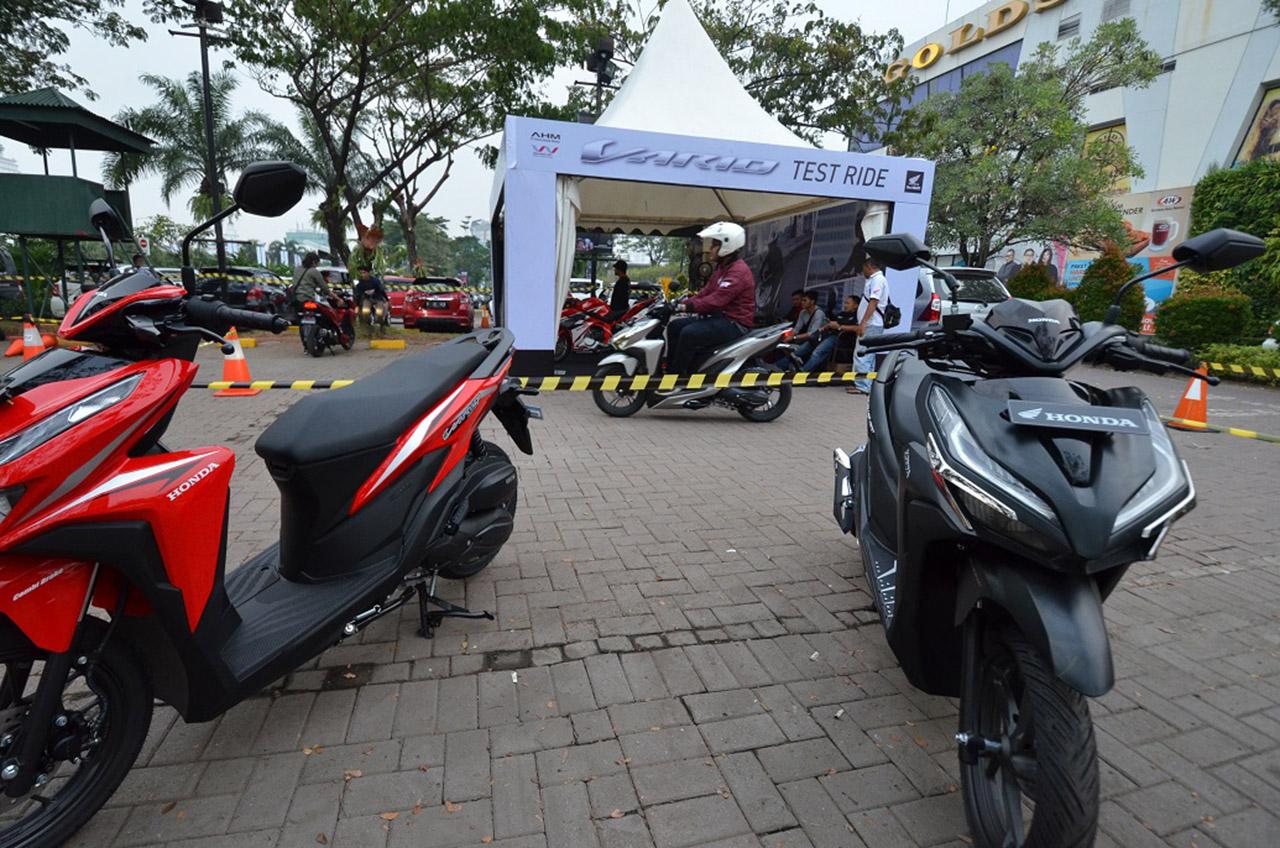 Wahana Ajak Konsumen Lebih Dekat Dengan All New Honda Vario