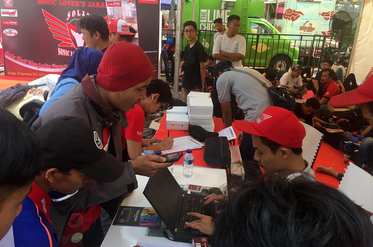 Dukung Kreativitas Anak Muda, Honda Modif Contest Gandeng 1.900 Modifikator Berbakat