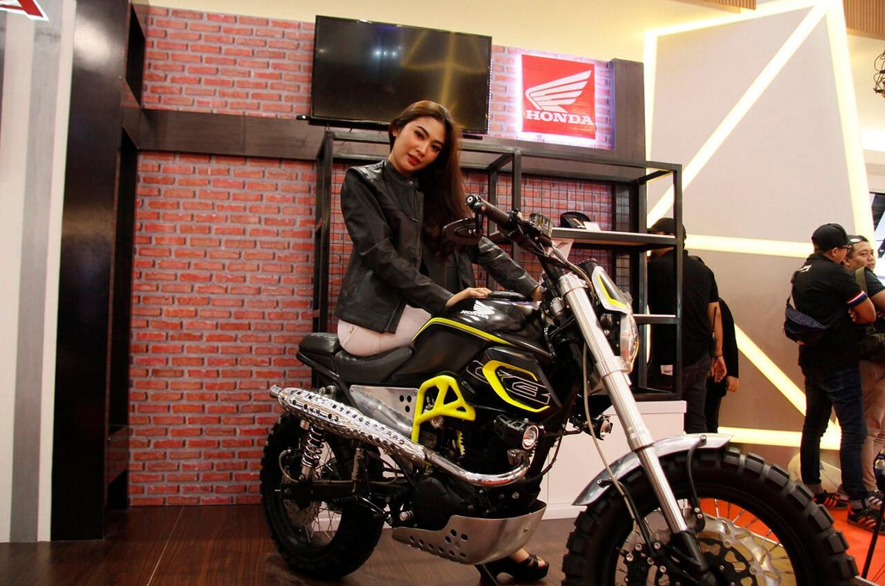 All New Honda CB150 Verza Sapa Warga Jakarta
