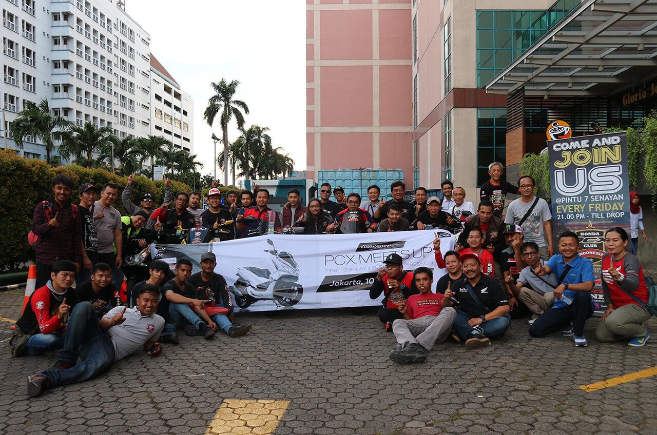Skutik Premium Honda Terbaru Disambut Baik Komunitas PCX