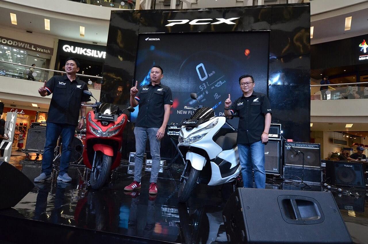 Wahana Bawa All New Honda PCX Lebih Dekat Dengan Konsumen