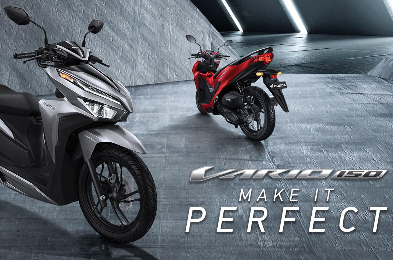 Honda Vario 150 ESP: Vario Paling Eksklusif Dan Kencang