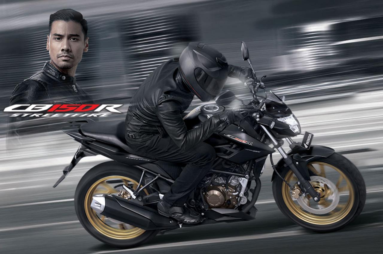 Honda CB150 Streetfire: Motor Lelaki Sejati Yang Bertenaga