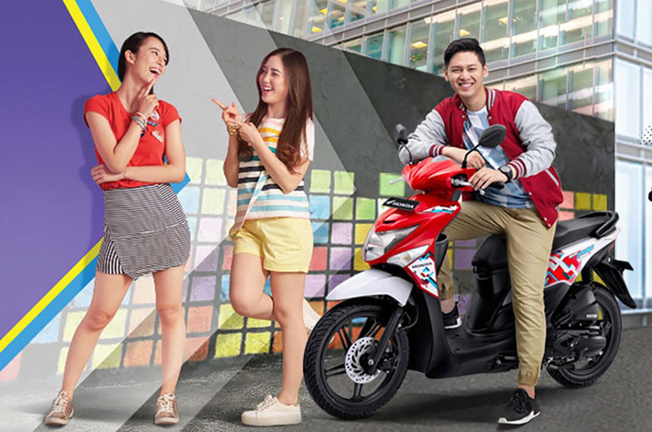 Honda BeAT POP : Si Mungil Funky Yang Praktis