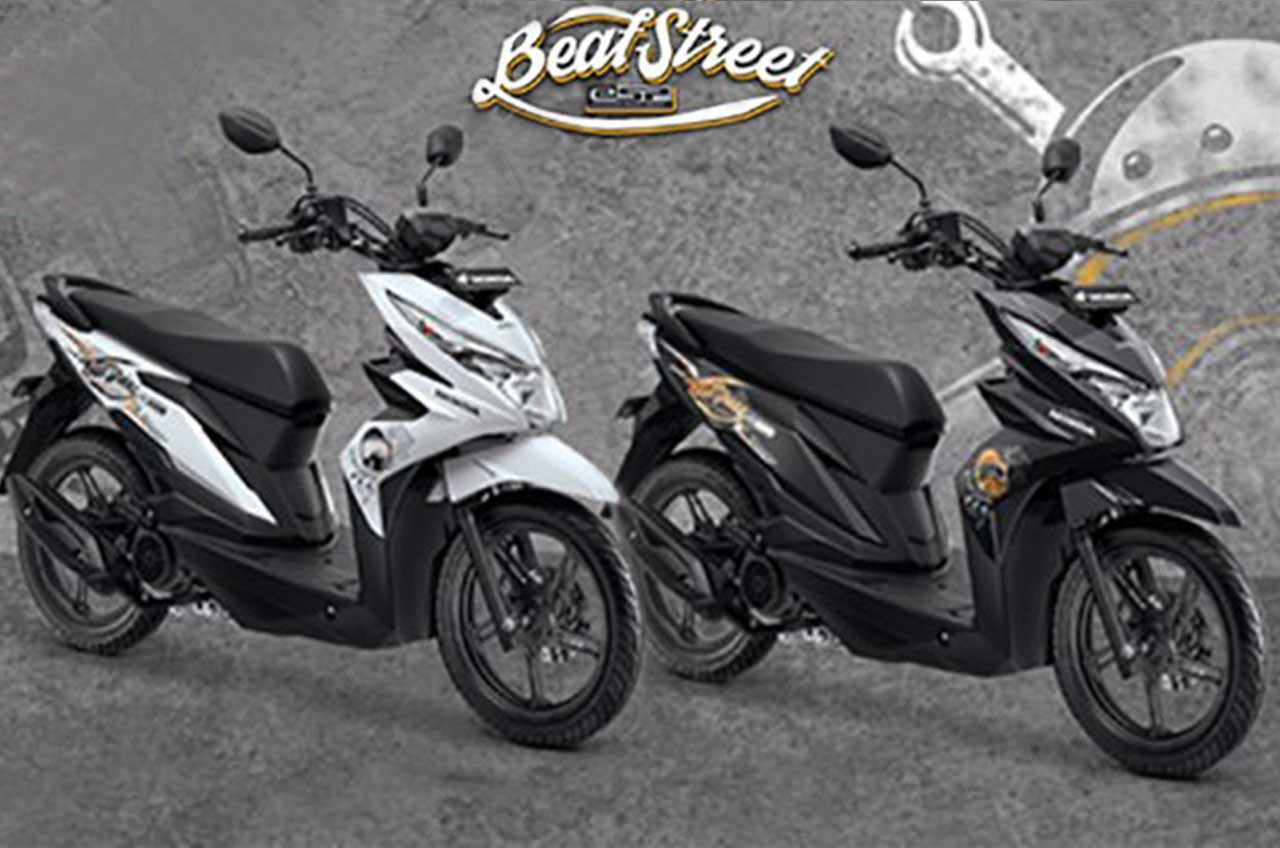 Ekspresikan Kebebasanmu Bersama Honda BeAT Street ESP