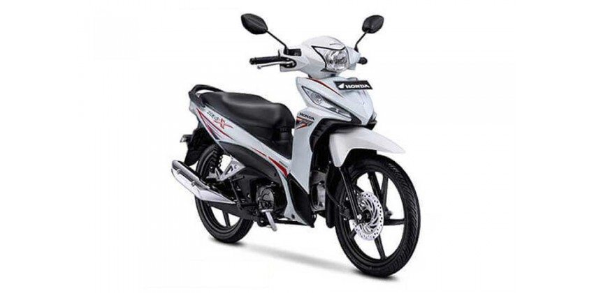 4 Motor Bebek Honda Terlaris Di Pasaran