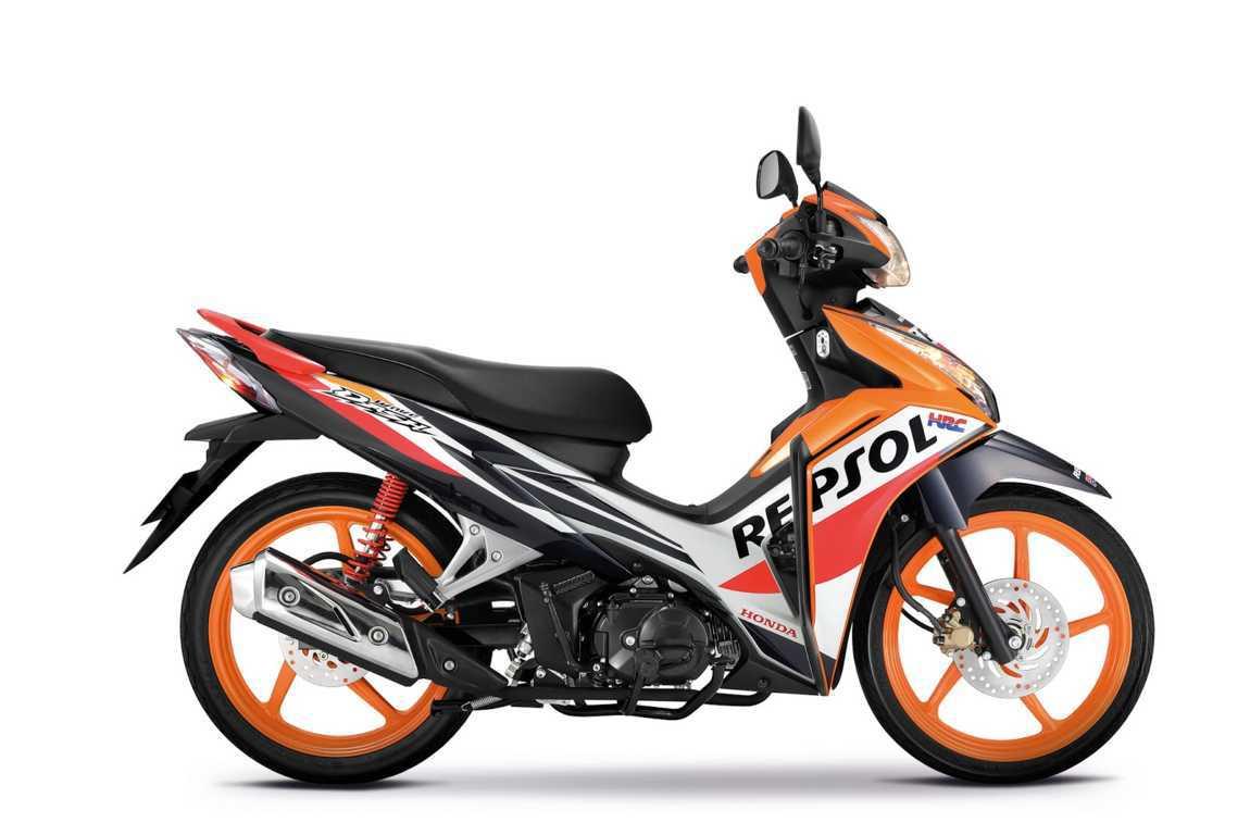 Tampil Racing Dengan Honda Blade 125