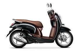 Tampil Klasik Dan Elegan Dengan Honda Scoopy