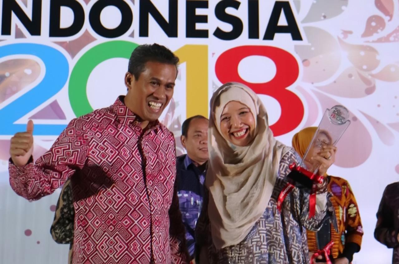 AHM Raih 19 Penghargaan The Best Contact Center Indonesia 2018