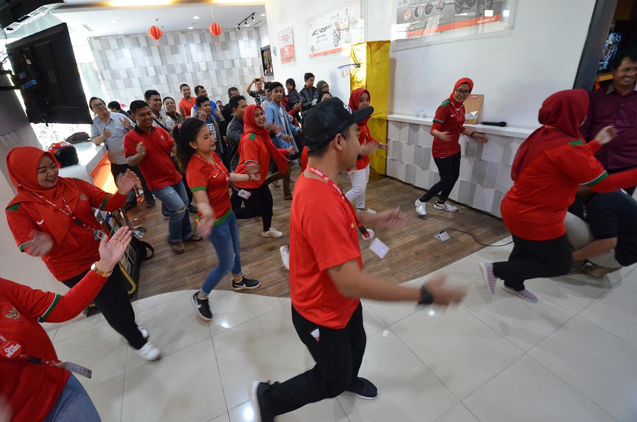 Asian Games Di Hari Pelanggan Nasional Wahana