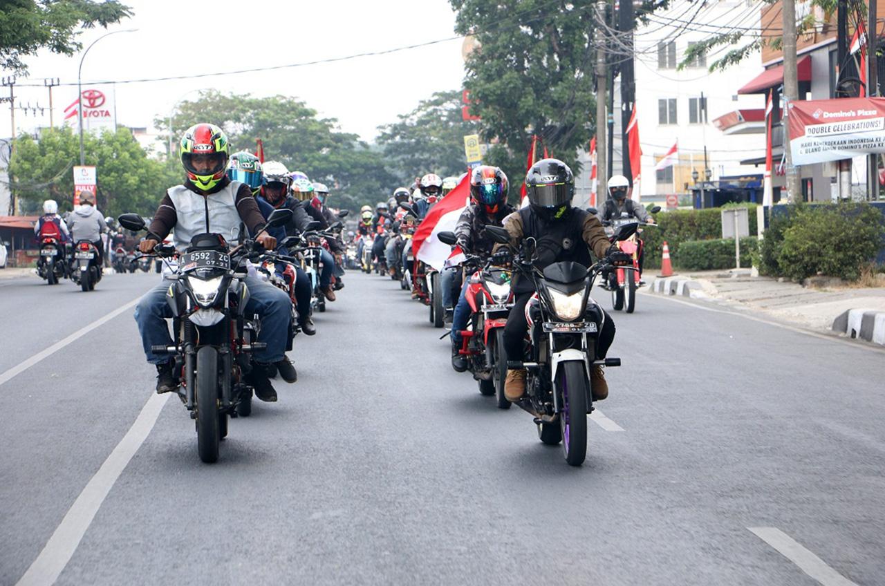 Agustus, Bulan Padat Kegiatan Komunitas Honda