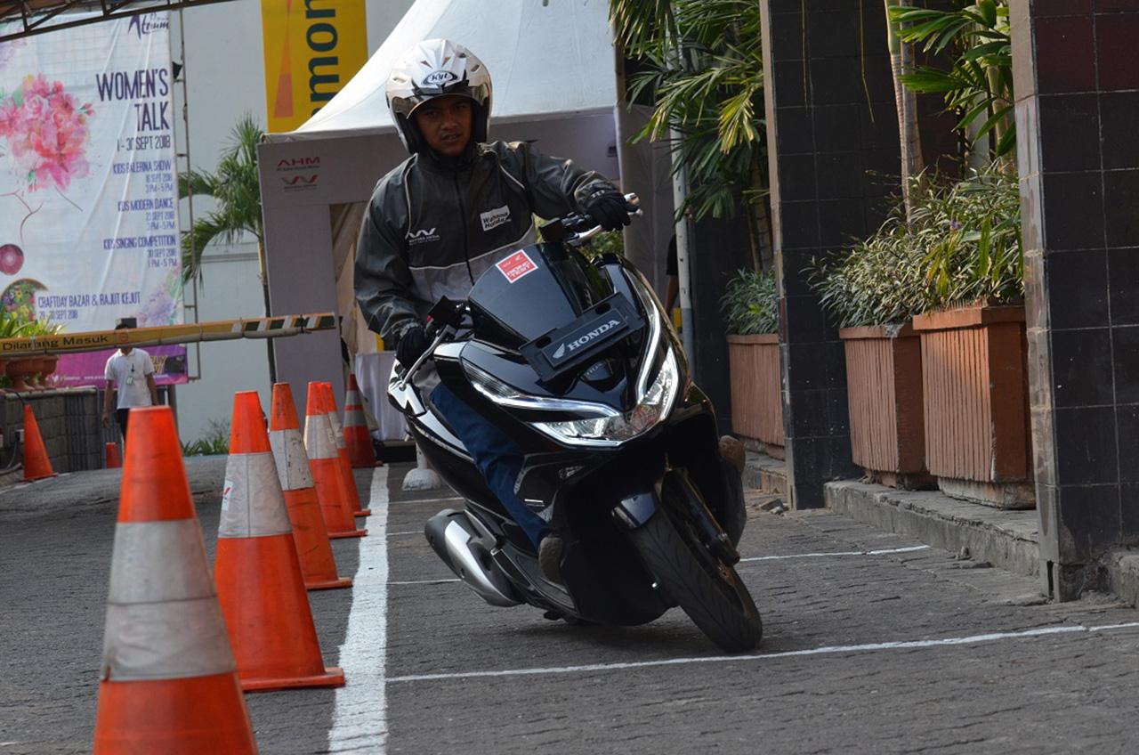 Skutik Premium Honda Jadi Incaran Konsumen Jakarta Tangerang