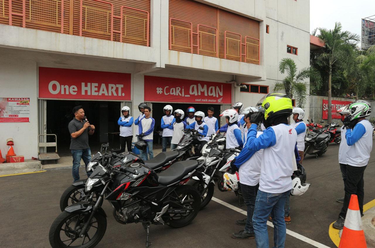 Gas Ke Honda Bikers Day, Wahana Ajak Komunitas Berkendara Aman Dan Peduli Lingkungan