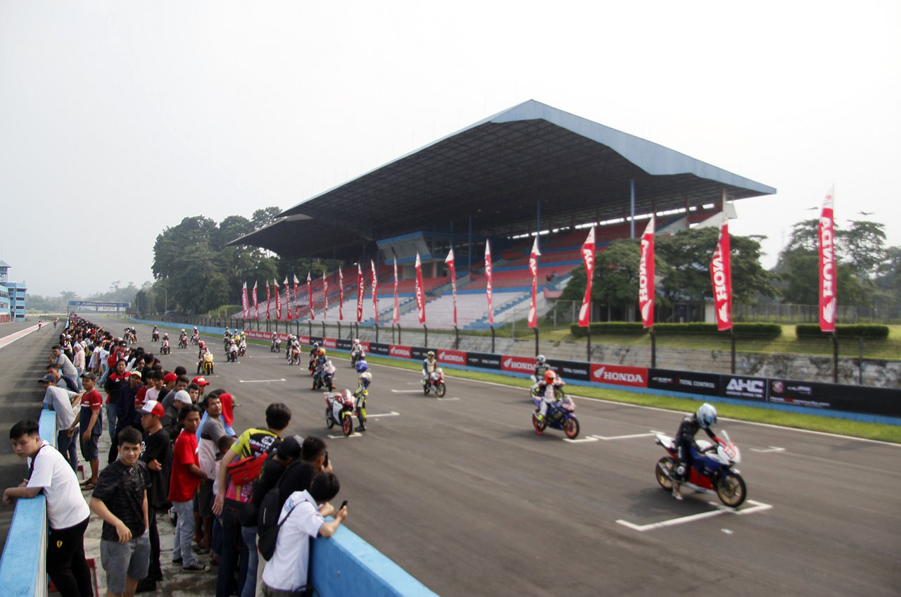 Indonesia CBR Race Day 2018 Fun Race, Uji Ketangguhan Sekaligus Ajang Prestasi