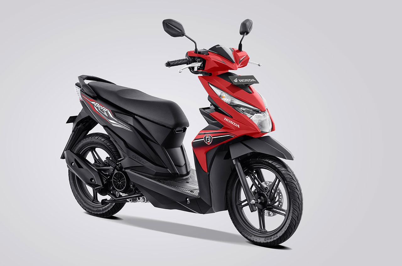 AHM Segarkan Skutik Terlaris New Honda BeAT ESP Dan New Honda BeAT Street ESP