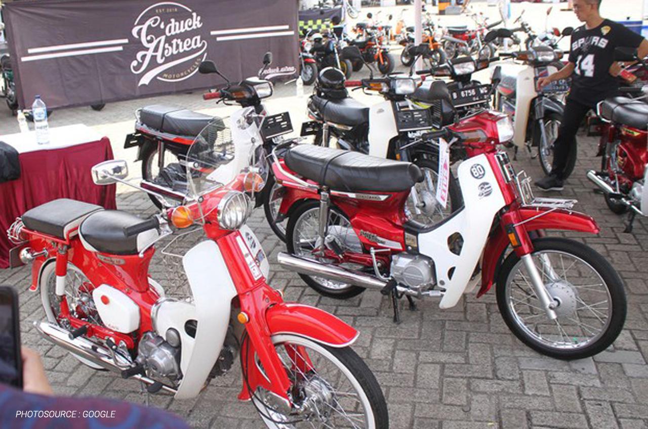 Motor Bebek Legendaris, Ini Perkembangan Honda Supra Selama 22 Tahun