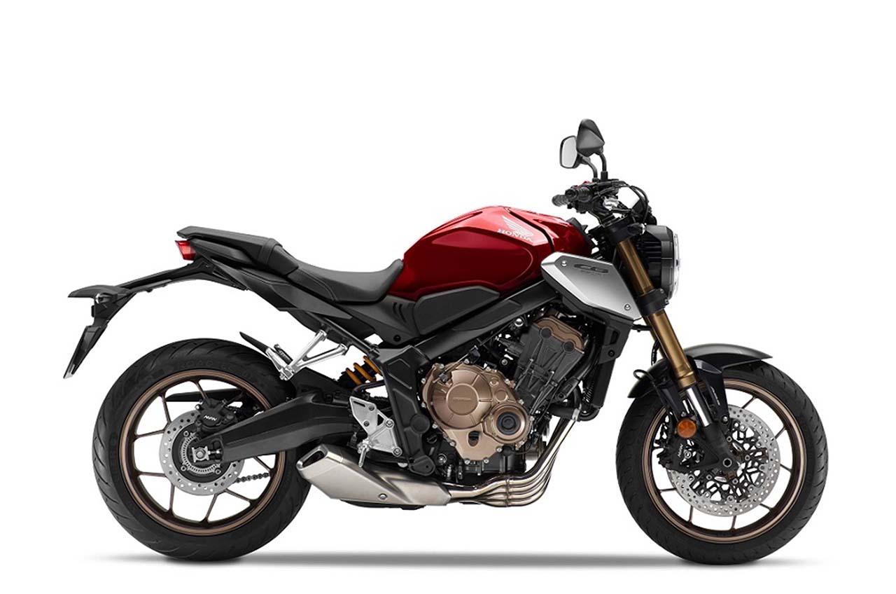 Honda CB650R Berkonsep Neo Sport Cafe Diluncurkan Bersama 4 Big Bike 500cc Terbaru