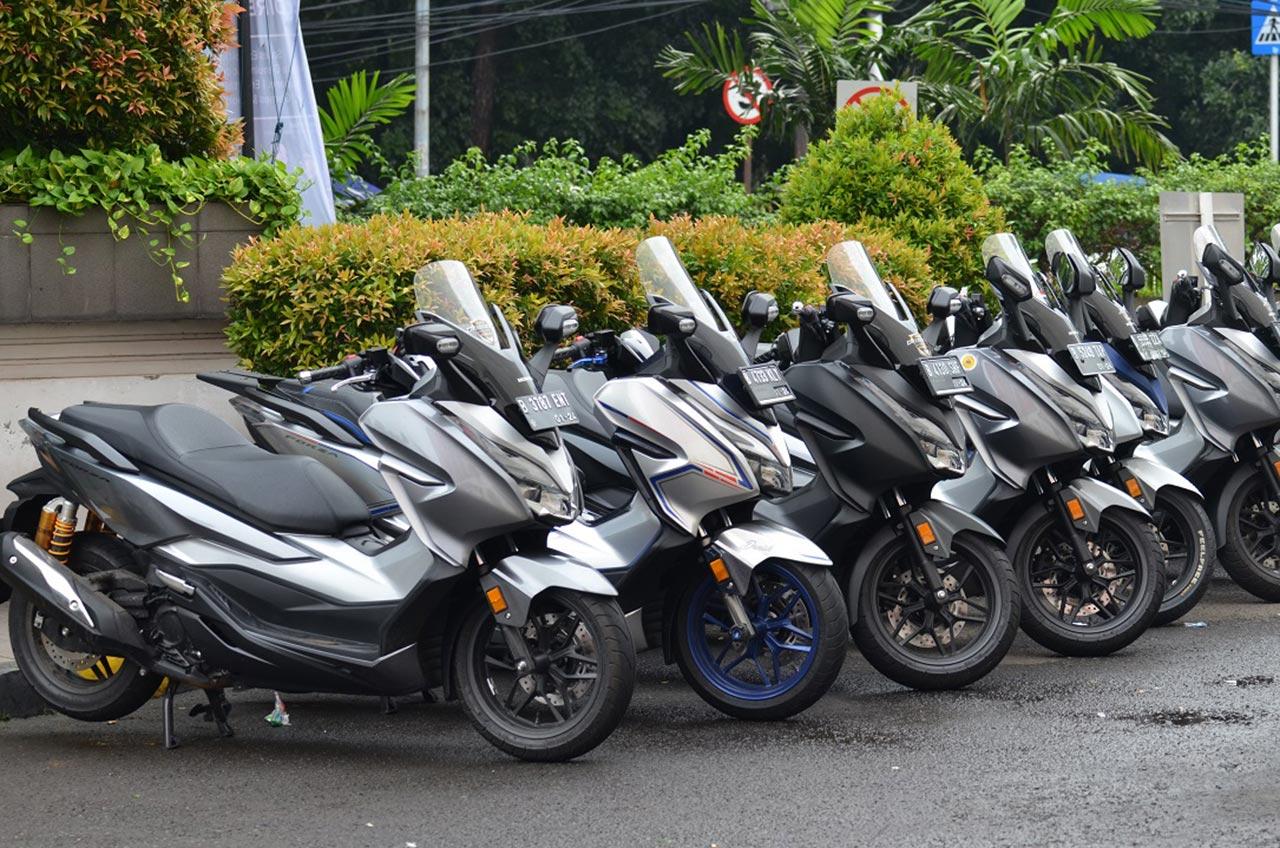 Honda Premium Matic Day 2019 - Ajang ' Unjuk Gigi ' Tiga Premium Matic Honda