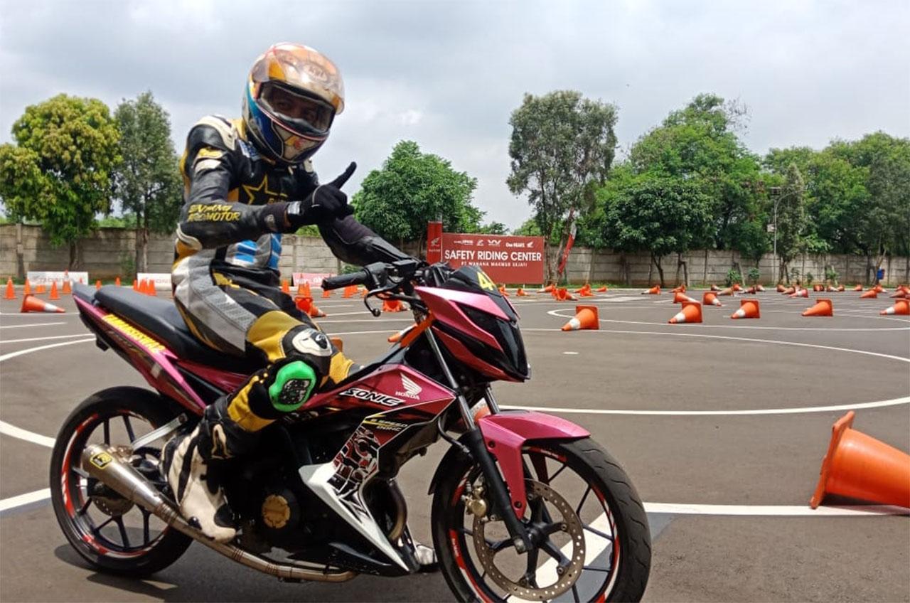 Prestasi Balap AHM Inspirasi Wahana Dukung Tim Balap SMK
