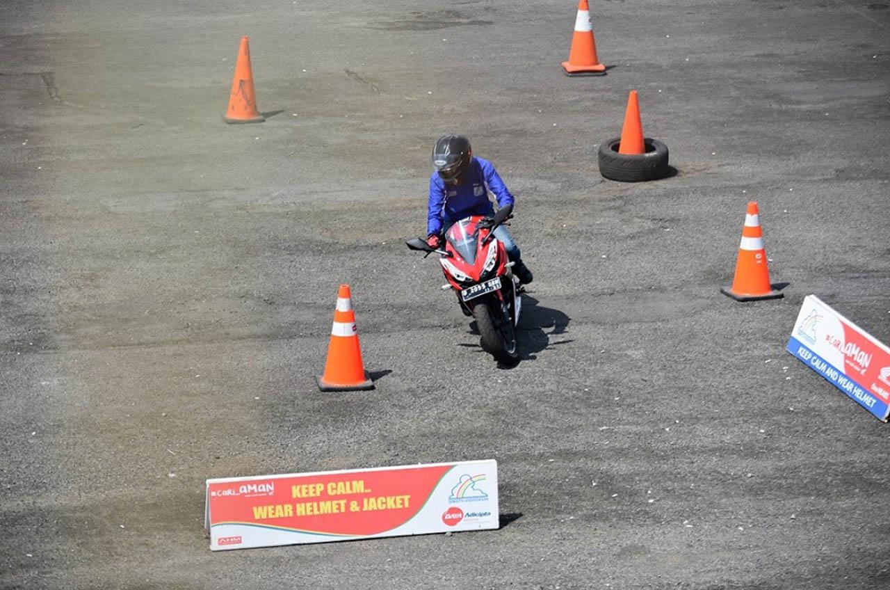 Ada Gathering Komunitas Di Indonesia CBR Race Day 2019