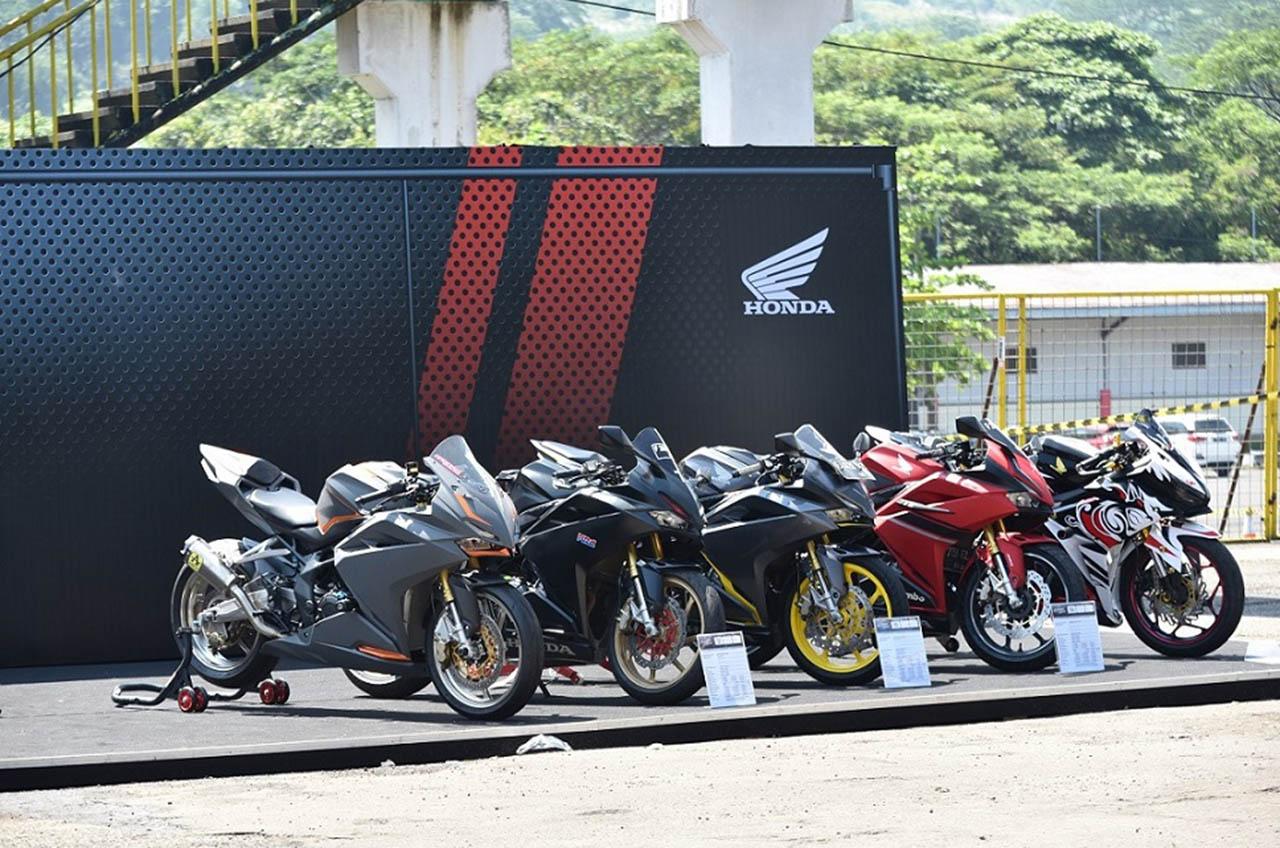Tidak Hanya Balap, Modifikasi Ikutan Indonesia CBR Race Day