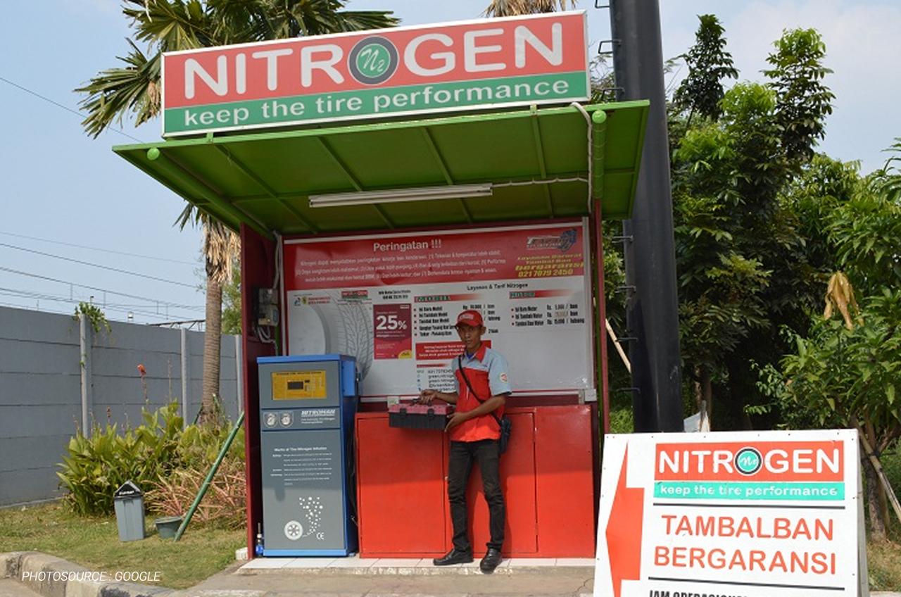 Lebih Awet! Kelebihan Angin Nitrogen Untuk Ban Motor Kesayanganmu