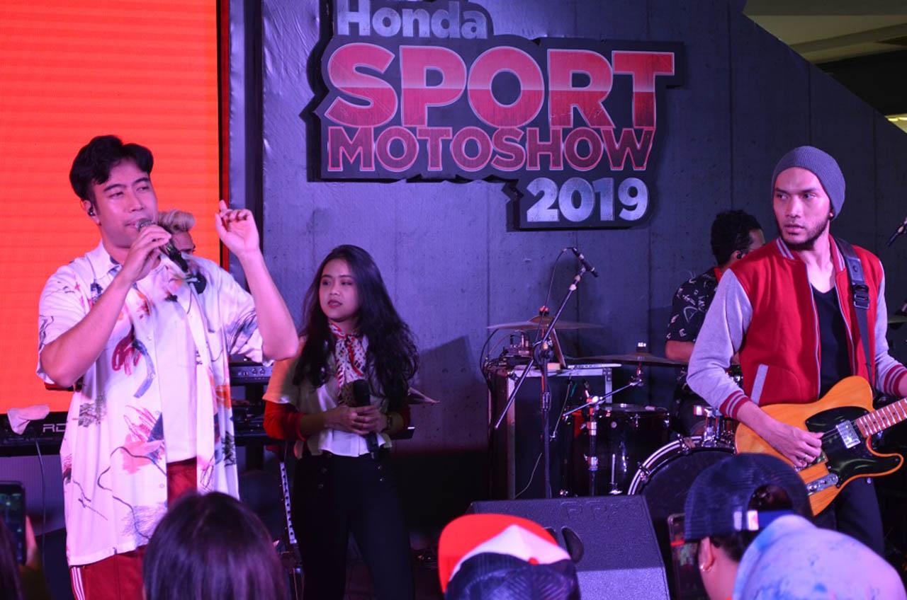 Tipe Sport Honda Masih Jadi Favorit Konsumen Jakarta Tangerang