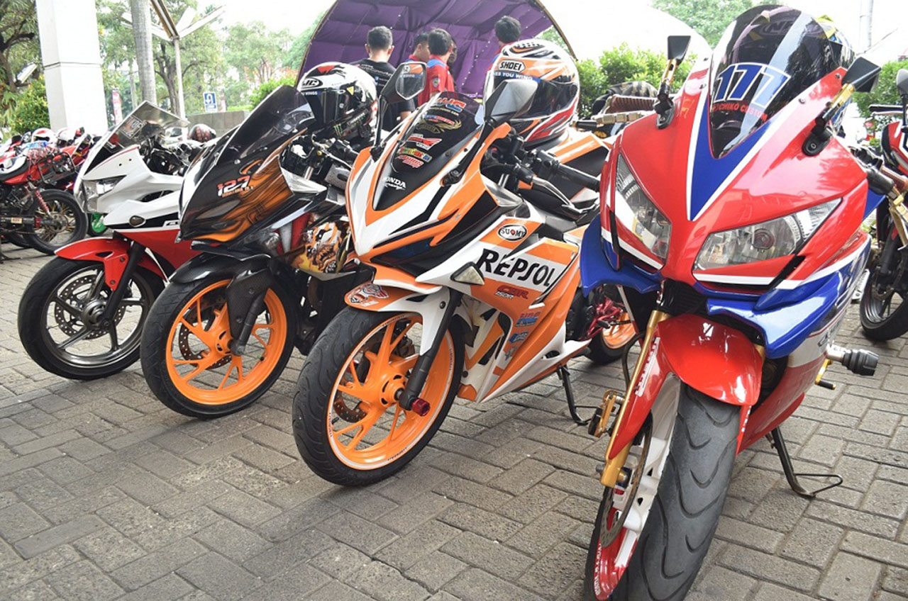 Komunitas Honda Cari Berkah Di Bulan Ramadhan