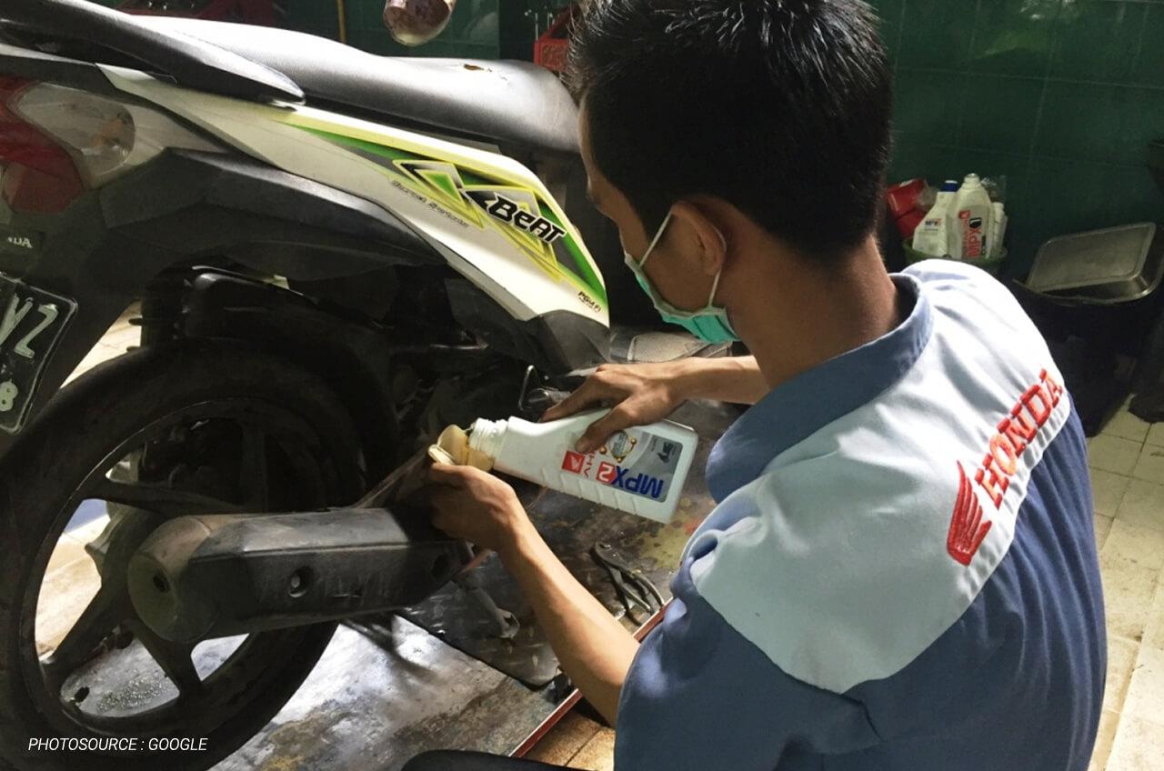Anti Ngambek-ngembek Club, Begini Cara Mudah Merawat Motor Saat Musim Kemarau