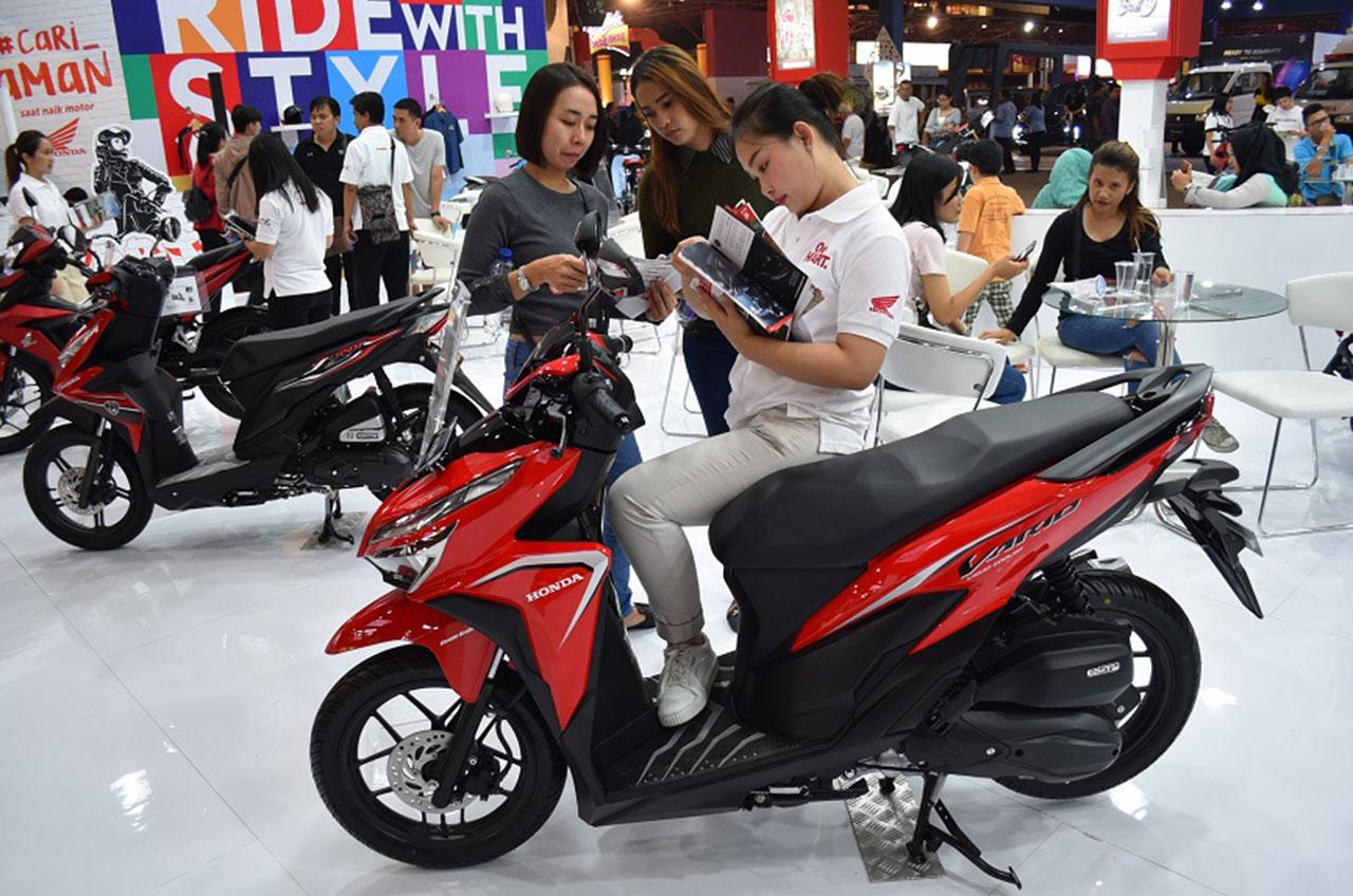 Berkat Kepercayaan Konsumen, Ribuan Unit Honda Terjual