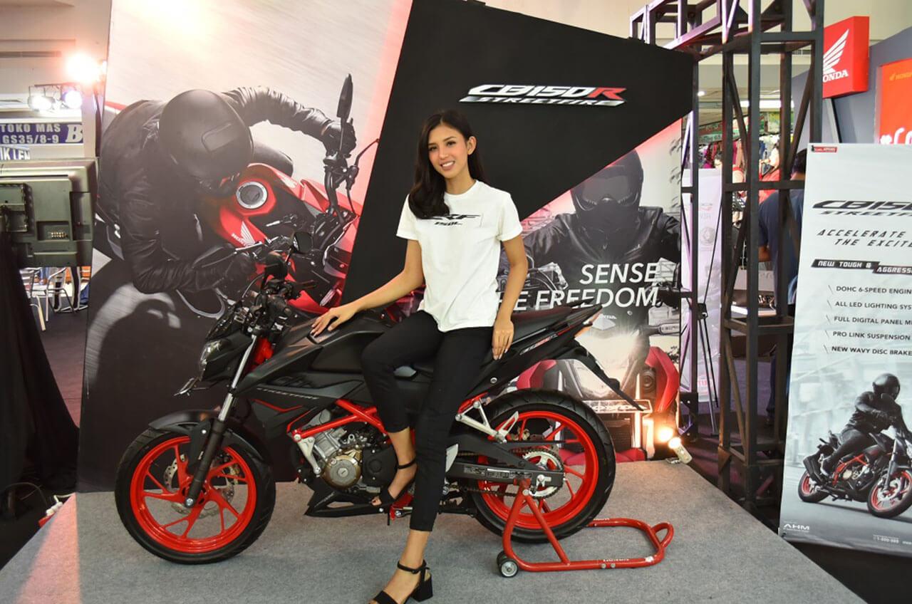 Jajaran Sport Honda, Pamer Diri Di Jakarta Timur