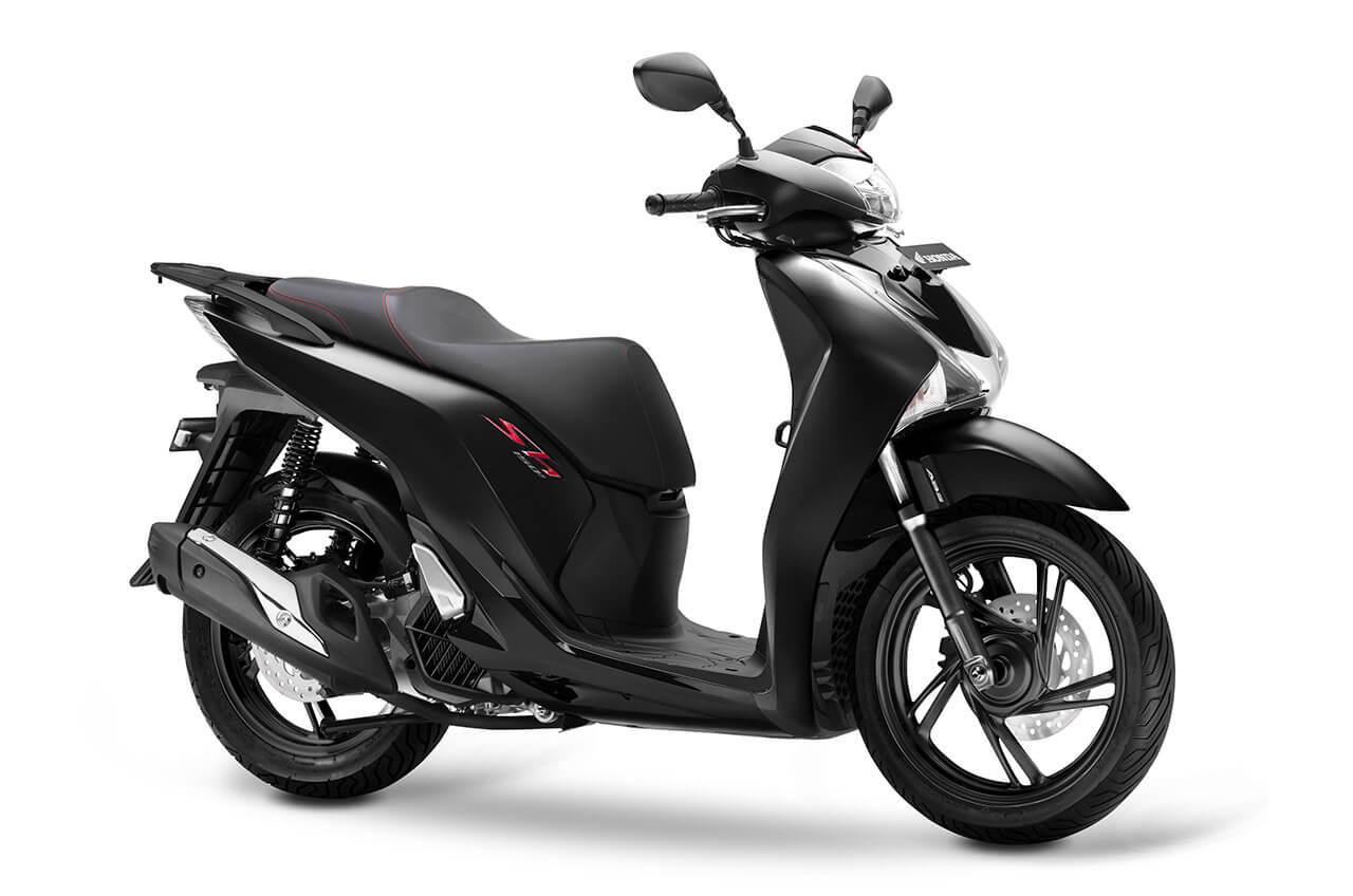 AHM Segarkan Tampilan Skutik Premium Honda SH150i