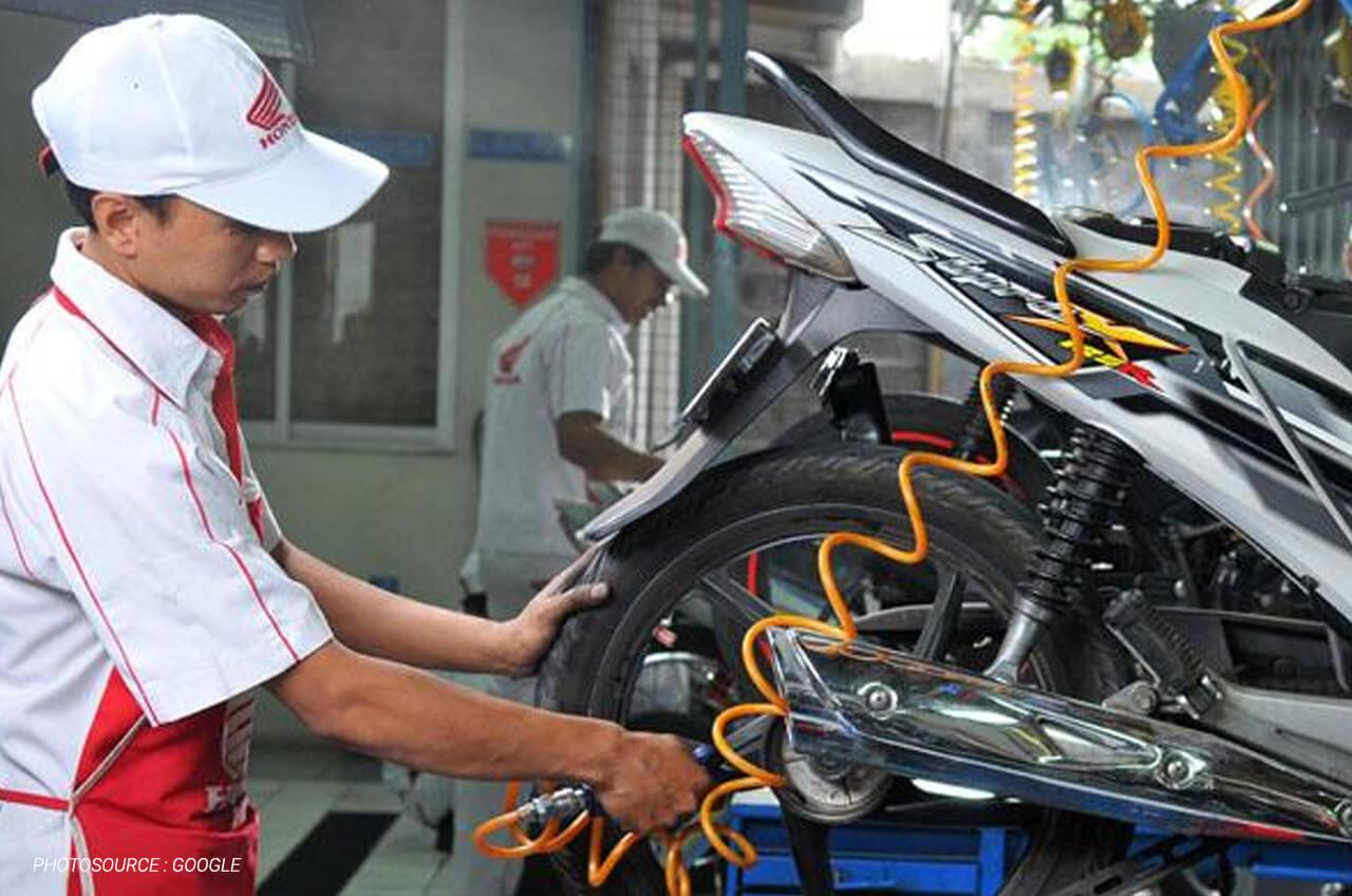 3 Hal Ini Yang Membuat Mesin Motor Honda Kamu Awet