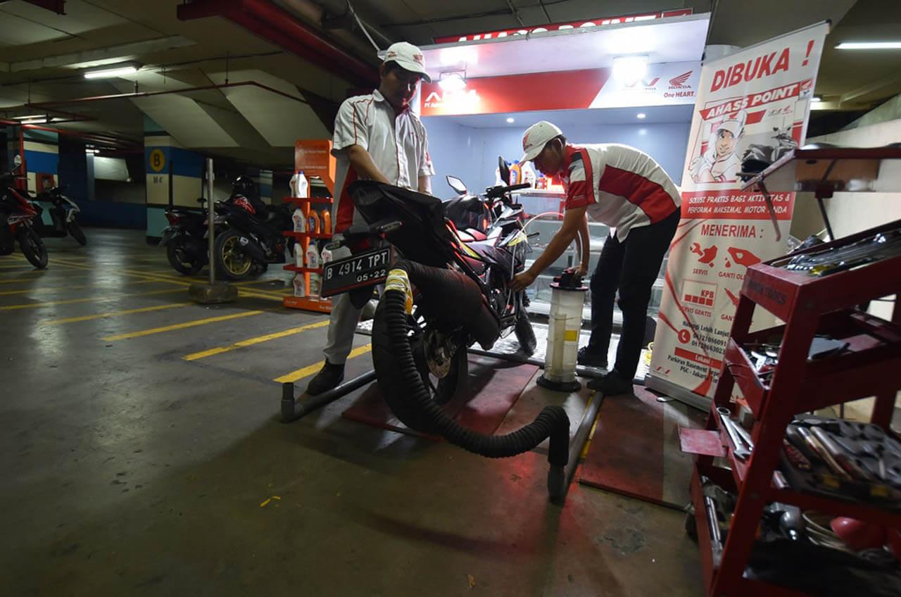 Bengkel Resmi Motor Honda, Dapatkan Pengakuan Terbaik