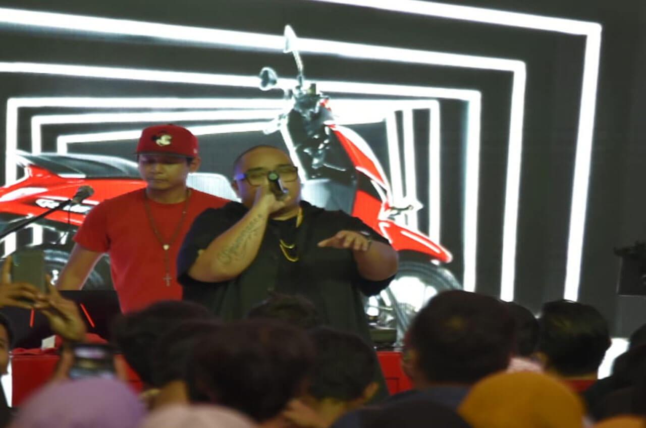 Wahana Kenalkan Honda Genio Di Tangerang