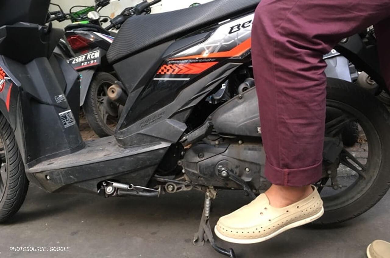 Mitos Yang Sering Menghantui Pengendara Sepeda Motor