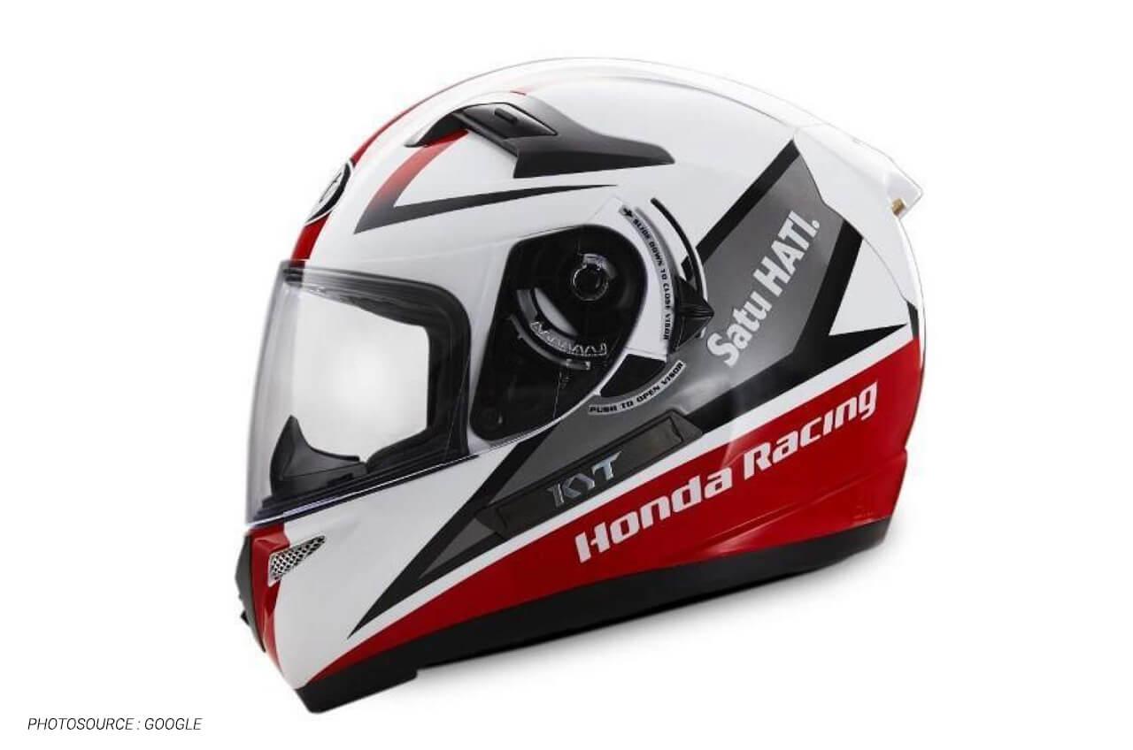 Jenis - Jenis Helm Yang Bikin Kamu Tampil Lebih Keren