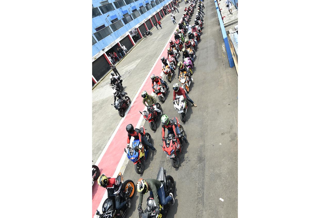 Indonesia CBR Race Day 2019 Seri 2 Balap 'Pecinta' CBR Makin Diminati