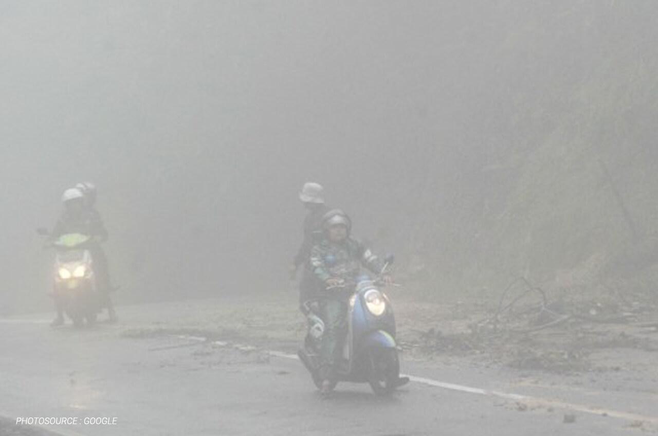 Cuaca Berkabut? Beginilah Cara Berkendara Di Cuaca Yang Berkabut