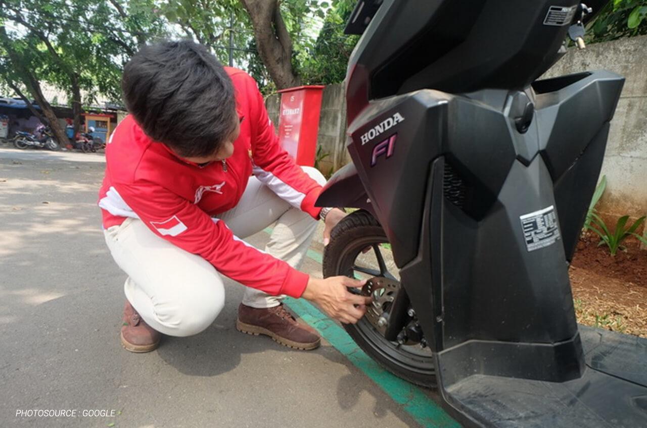 Tips Menjaga Keseimbangan Motor Mencegah Hilang Kendali Motor